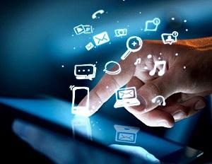 Social media on phone - credit- iStock - 160910389