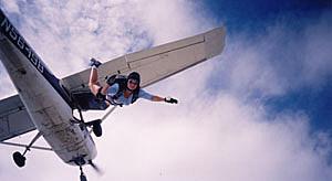 Kate University Skydown Skydiving