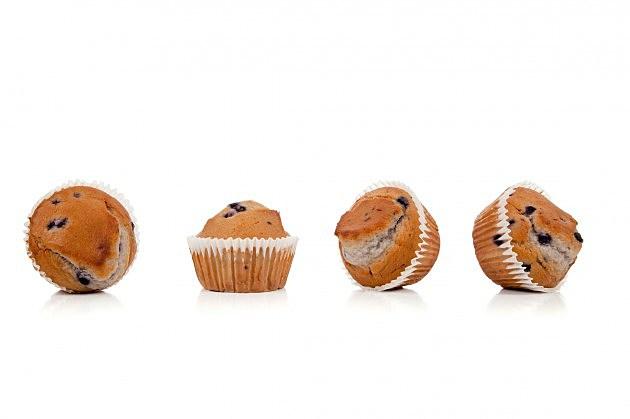 Line of muffins - Hemera