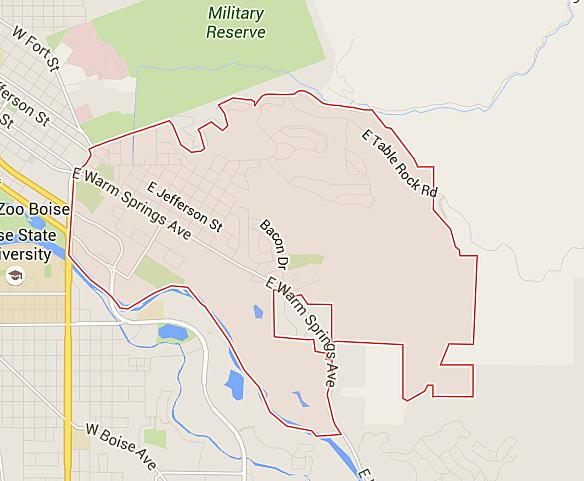 10 of the Best Neighborhoods in Boise