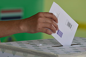 After Incomplete Elections Thailand Presses Ahead With Voting In 5 province