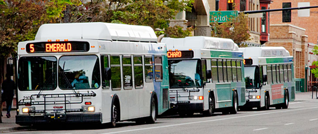 Boise City Bus