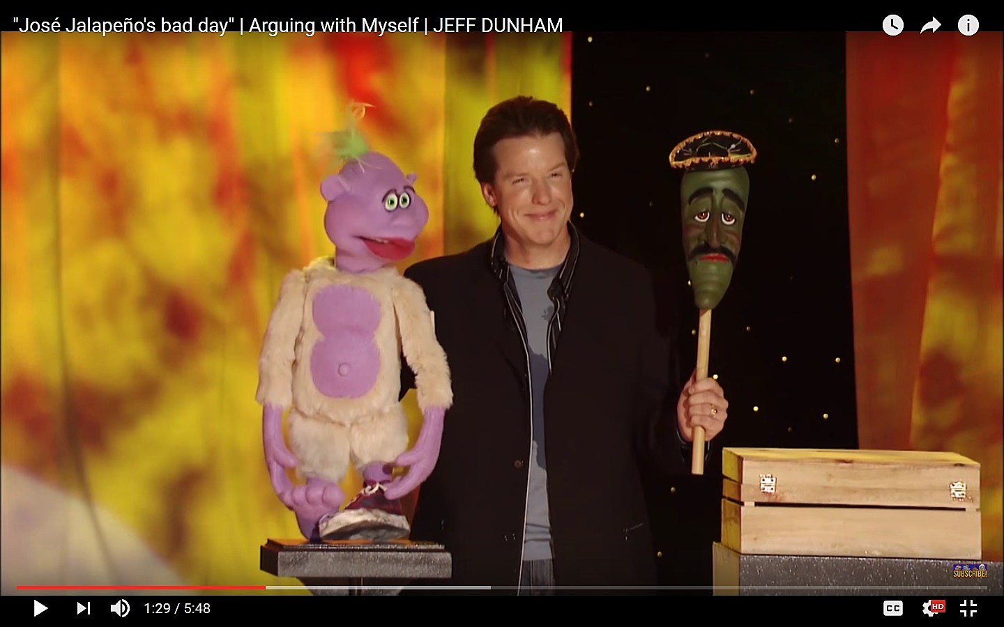Dniq Win Jeff Dunham Vip Tickets If You Can Answer This