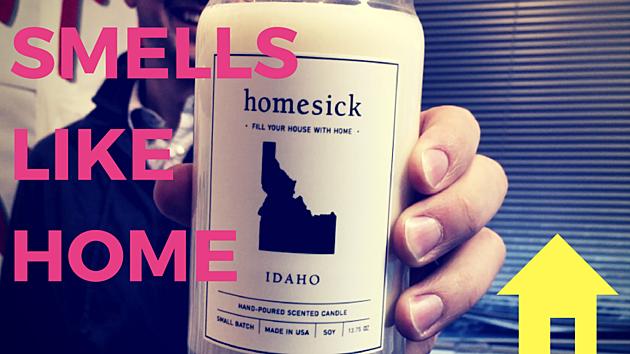Smells like home