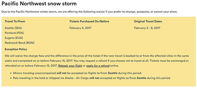 Credit: Alaska Airlines