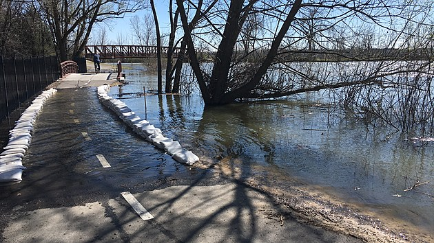 Boise River Flooding