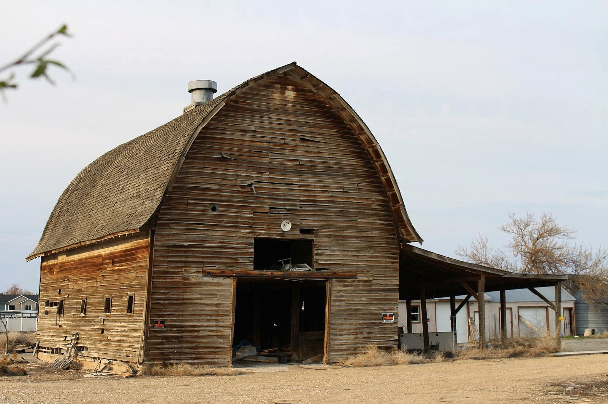Connell - Meridian Barn