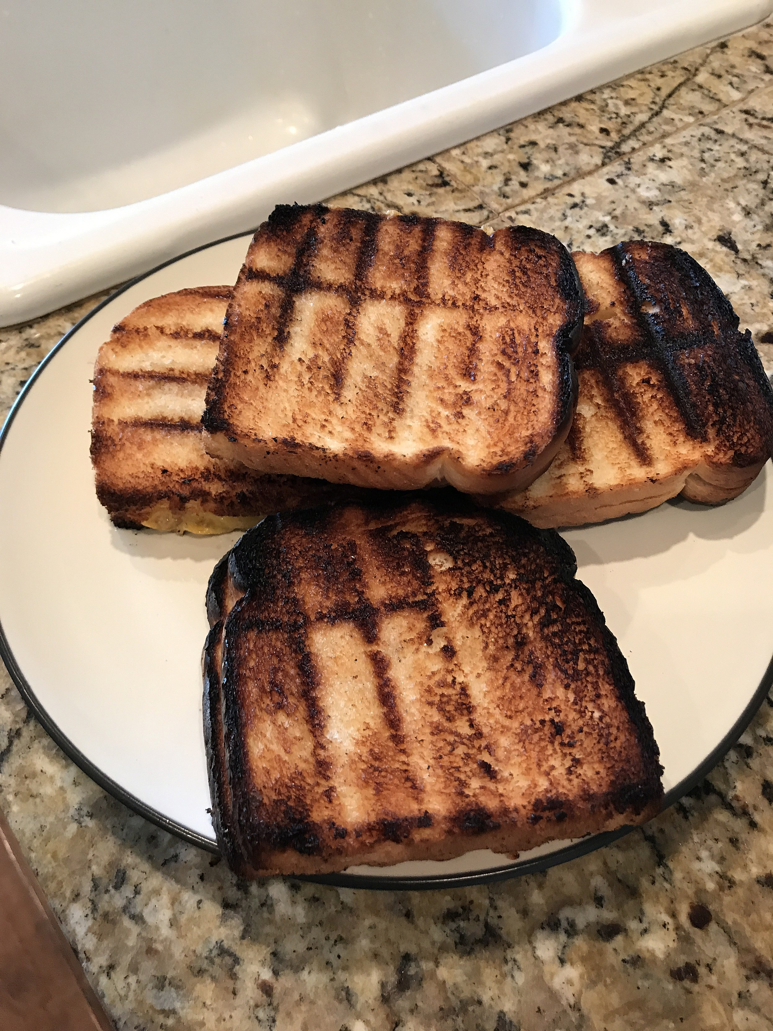 Connell - Grilled Cheese 1