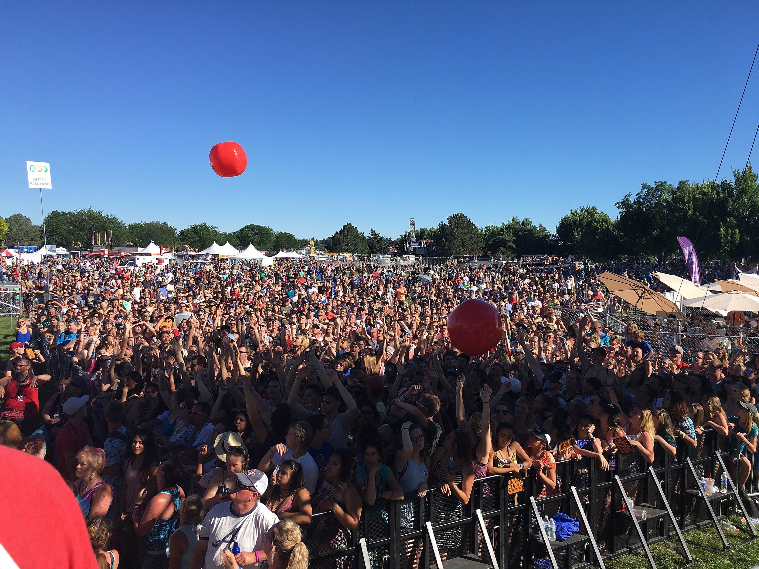 Boise Music Festival