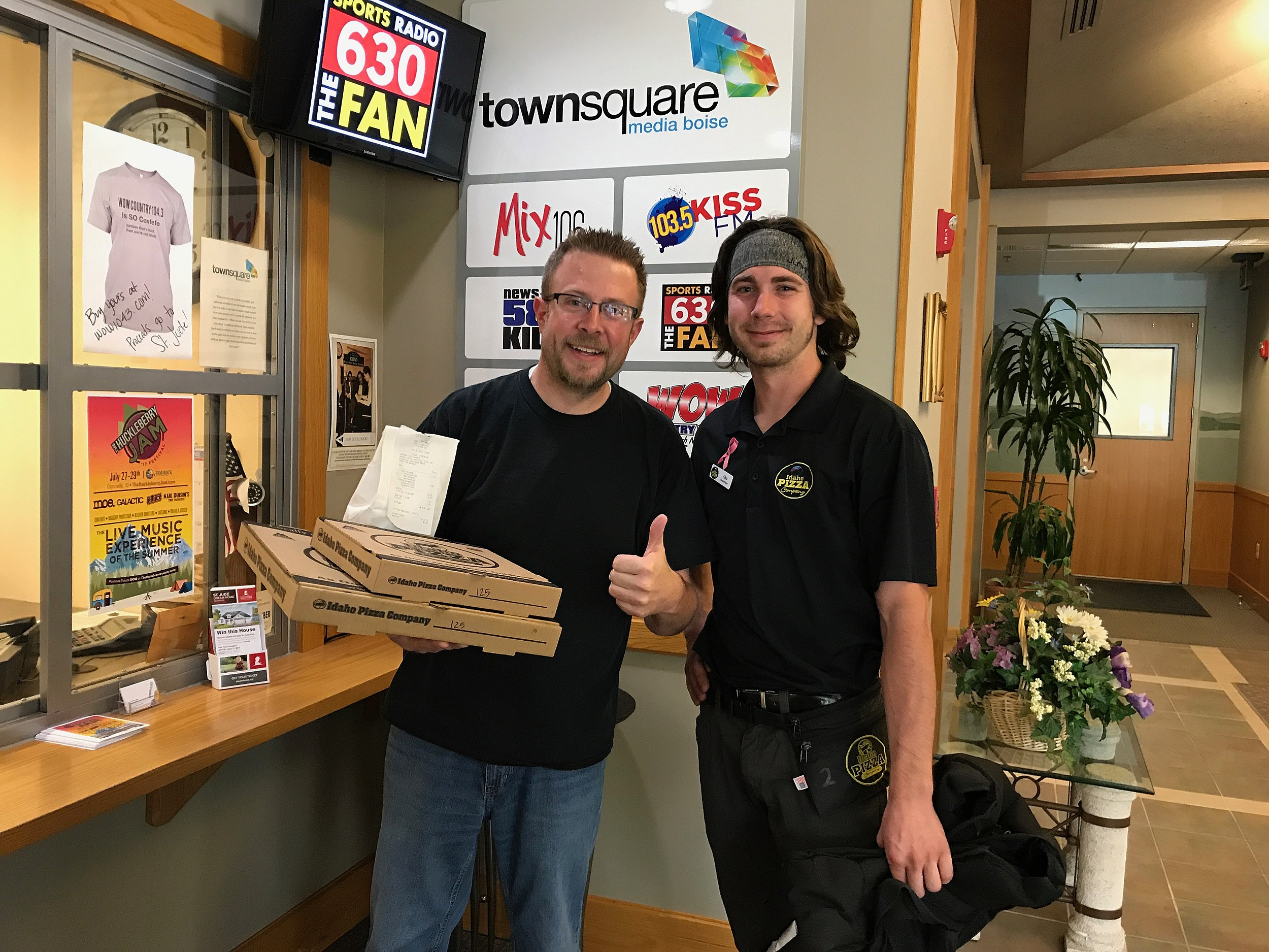 Connell - Idaho Pizza Delivery