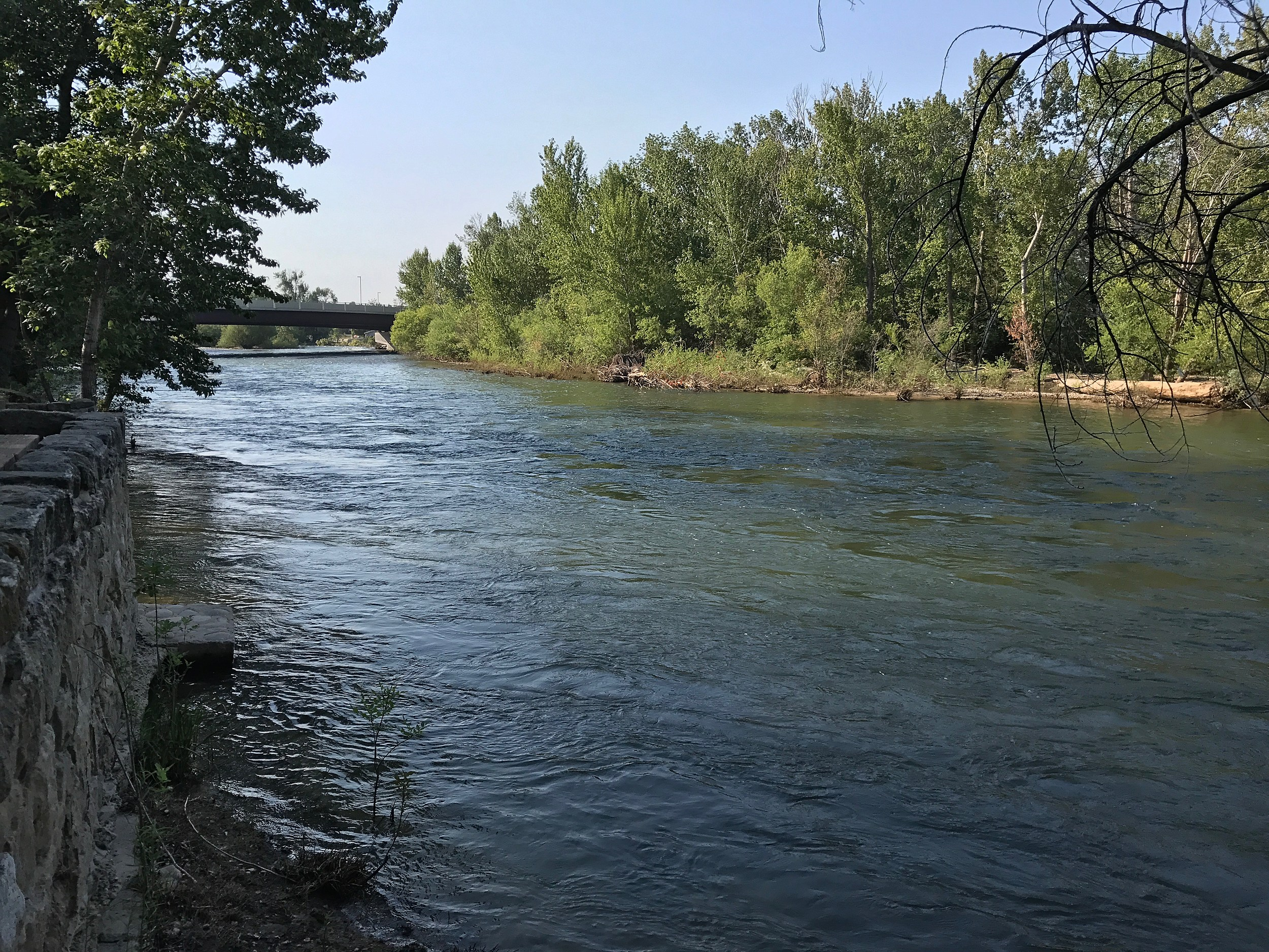 Connell - Boise River