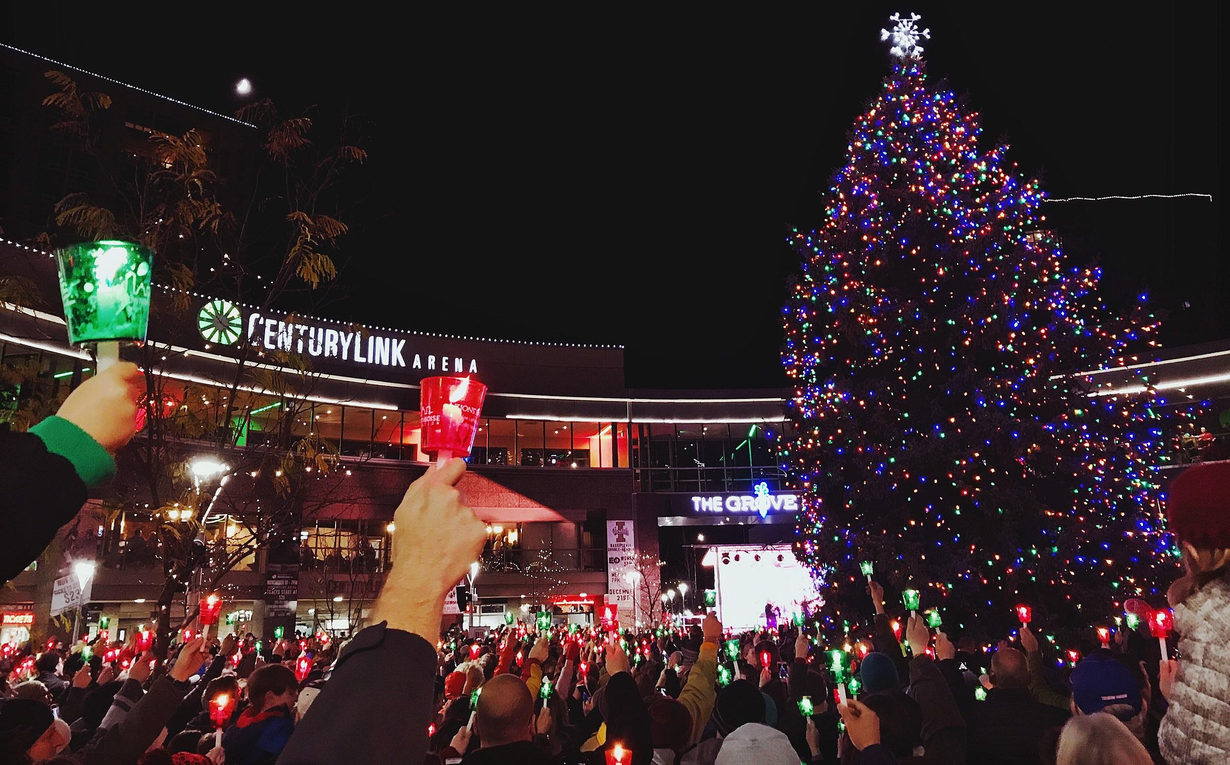 christmas lights 1035 kissfm